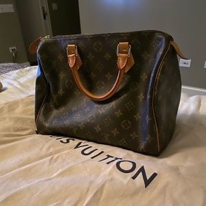 Louie Vuitton Speedy 30